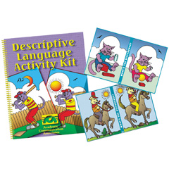 Descriptive Language Activity Kit