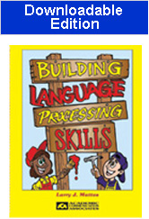 Building Language Processing Skills (Downloadable Edition)