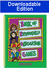 Book of Reproducible Articulation Games (BRAG) - Downloadable Edition