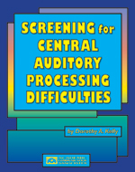 Screening for Central Auditory Processing Difficulties -COMPLETE KIT