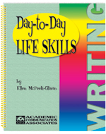Day-to-Day Life Skills: Writing