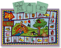 Fun Games for Oral Language Development (FUNGOLD): Set 1- Spatial Concepts