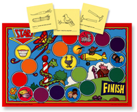 Fun Games for Oral Language Development (FUNGOLD): Set 3 - Plurals