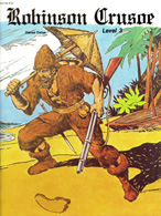 Classic Novel Workbook- Robinson Crusoe (Third Grade Readability Level)