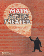 Math Mystery Theater - Great Numbers Bank Robbery Book & CD - Save $25.00