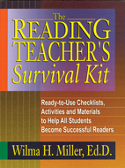 Reading Teacher's Survival Kit- BEST SELLER (Almost 500 pages - SPECIAL OFFER)