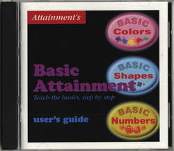 Basic Attainment Series Software for BASIC CONCEPTS - Save $20.00