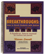 Breakthroughs: How to Reach Students with Autism