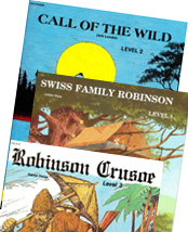 Classic Easy to Read Novels - Order Individual Novels- Special Price - $8.00