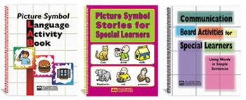 picture symbol books